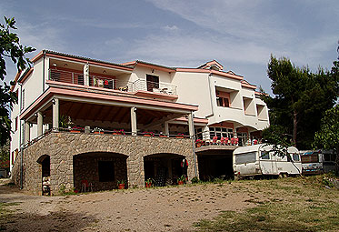 Apartmanok Starigrad PANSION MICHAEL