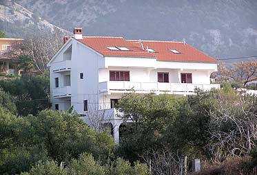 Apartments Croatia: Private Accommodation in place  RAB