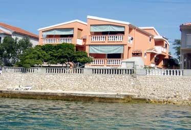 Apartments Croatia: Bibinje